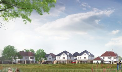 Parklands, Moortown Welcomes First Residents